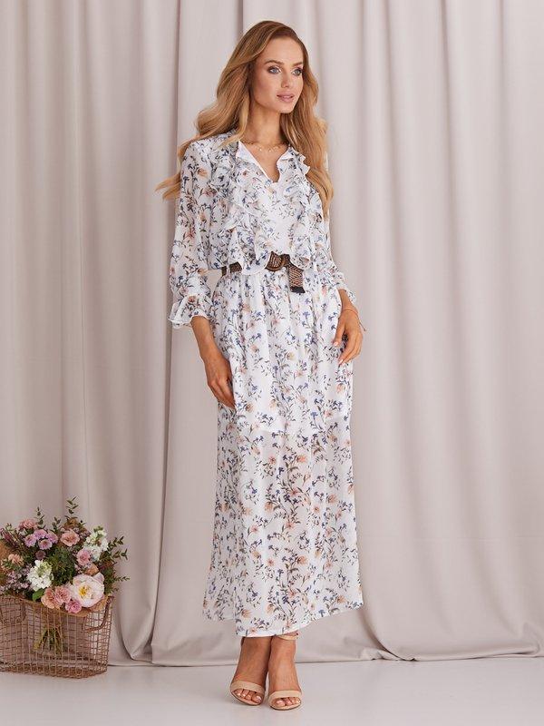 Sukienka Sobbie Biała