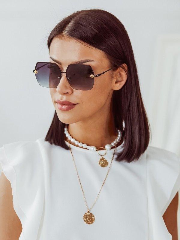 Okulary Voila Czarne