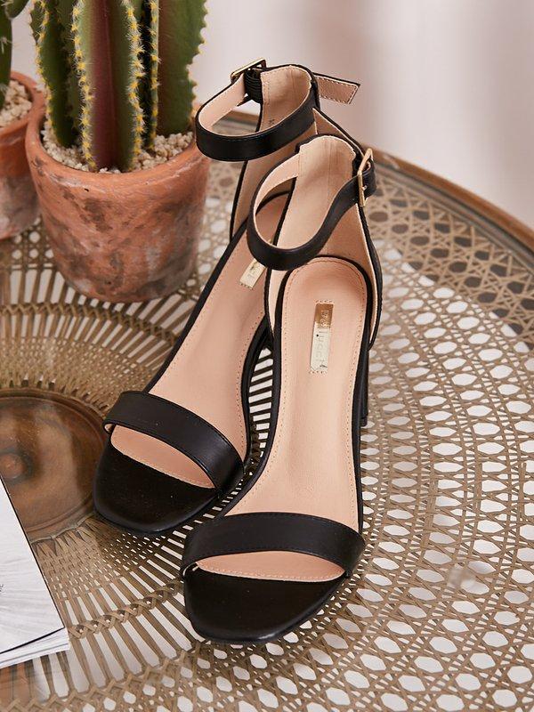 Sandałki Suns Czarne
