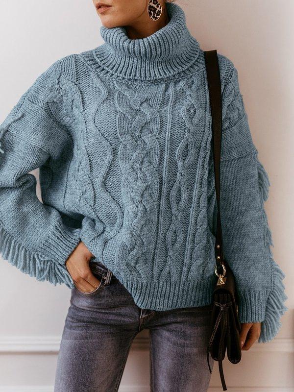 Sweter Cancun Błękitny