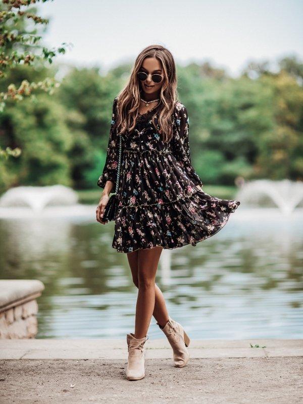 Sukienka Wilett Czarna