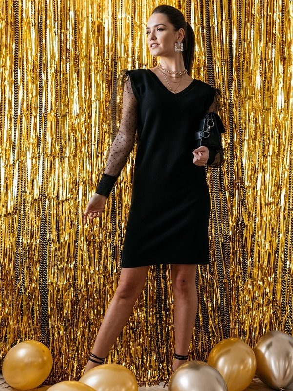 Sukienka Ballare Czarna