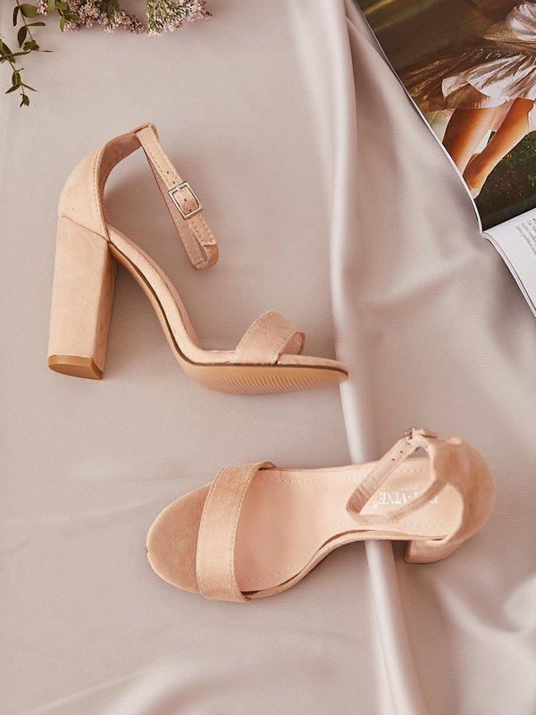 Sandałki Cosmo Beżowe