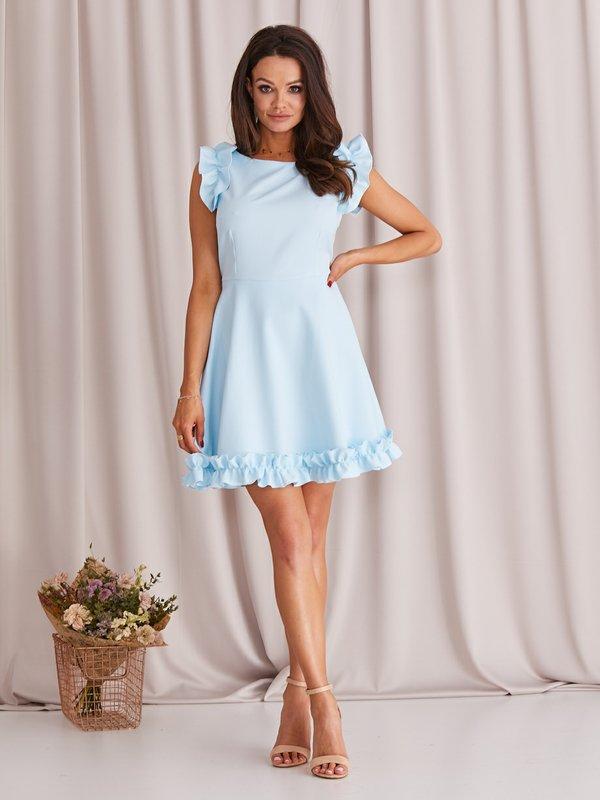 Sukienka Cindy Błękitna