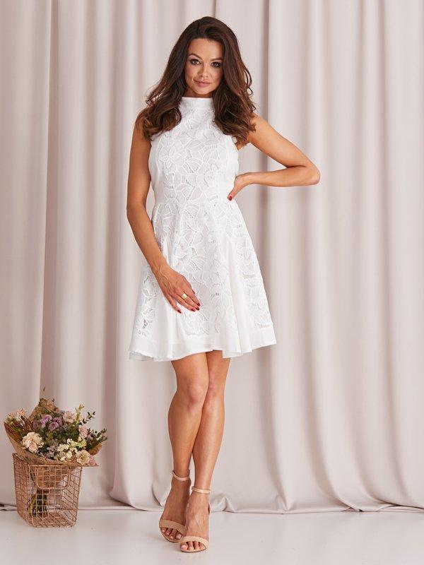 Sukienka Portia Biała