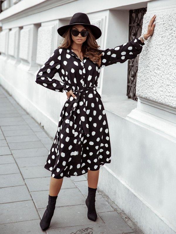 Sukienka Lesilla Czarna
