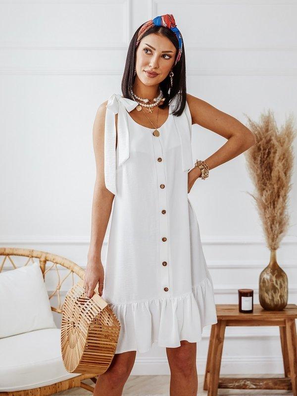 Sukienka Rosario Biała