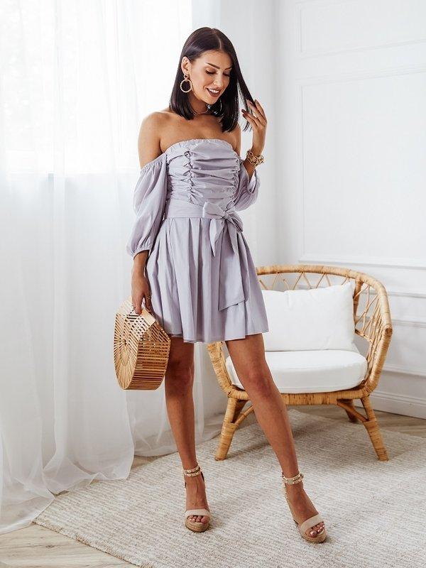 Sukienka Milly Błękitna