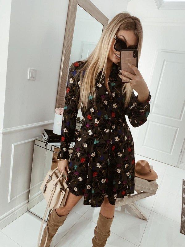 Sukienka Marold Szara