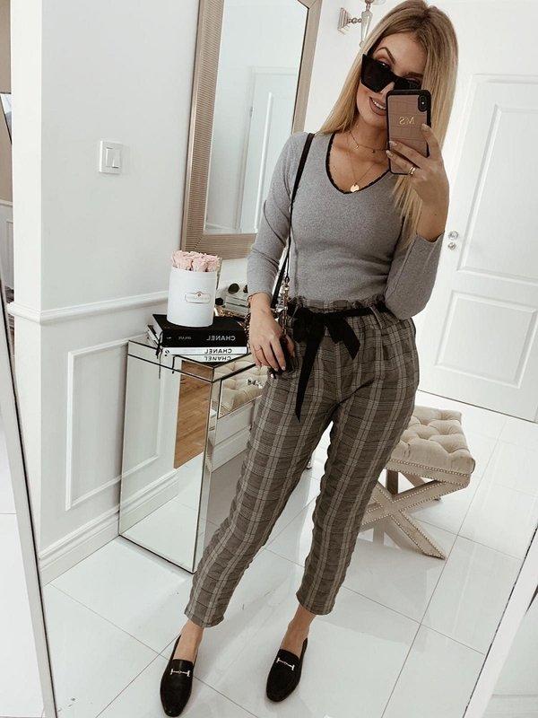 Spodnie Banero Szare