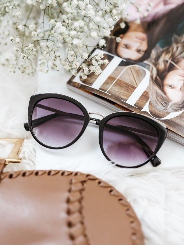 Okulary Bristol Czarne