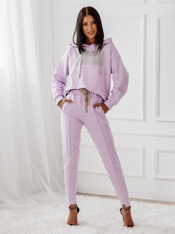 Spodnie Chill Fioletowe