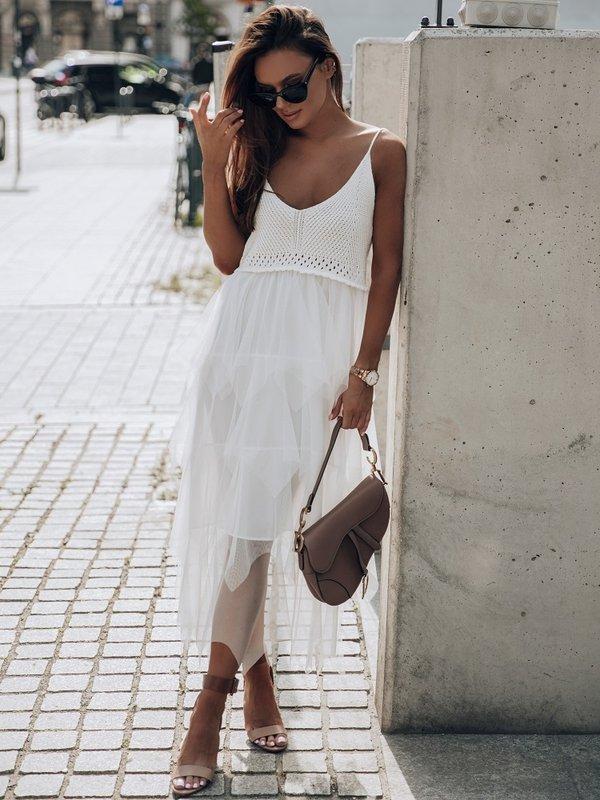 Sukienka Lola Biała