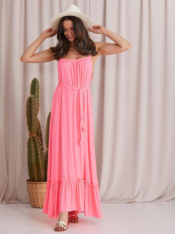 Sukienka Away Różowa