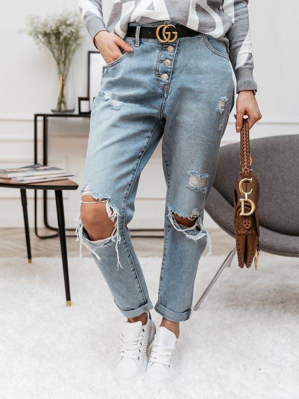 Spodnie Preston Jeans