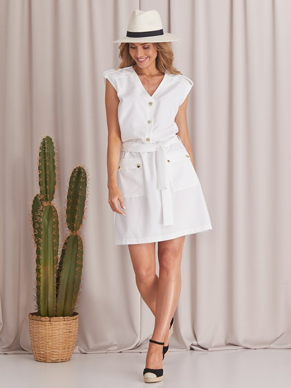 Sukienka Gigi Biała