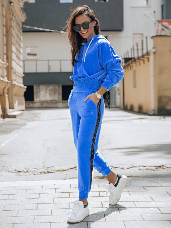 Spodnie Welur Chabrowe