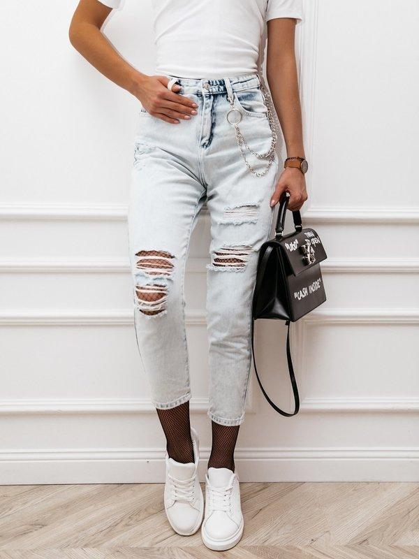 Spodnie Jason Ripped Jeans