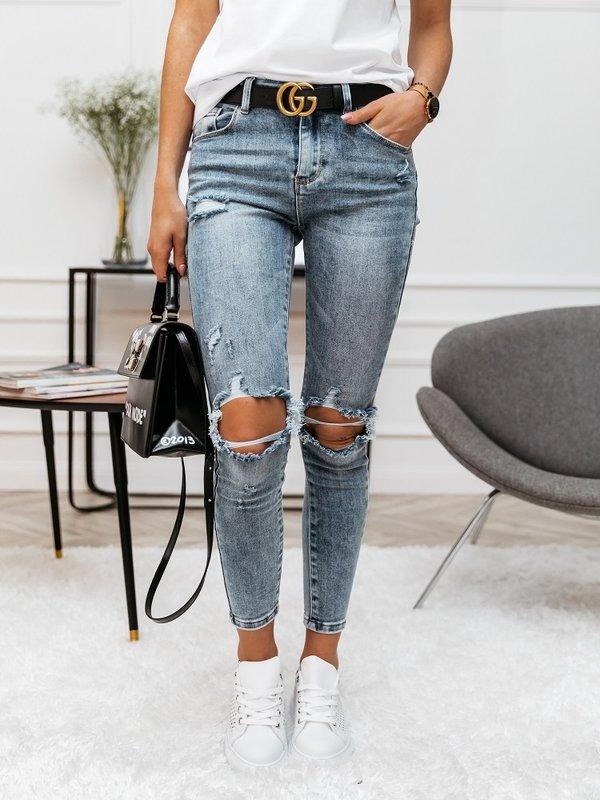 Spodnie Radiolo Push Up Jeans