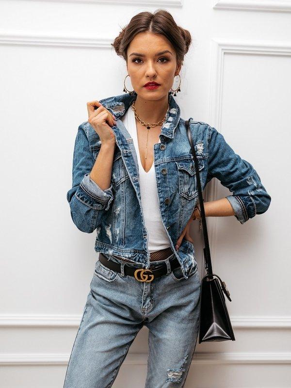Katana Sirio Ripped Jeans