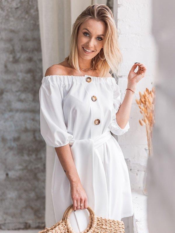 Sukienka Laya Biała