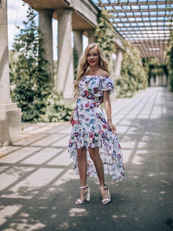 Sukienka Murey Biała